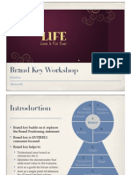 Brand Key Workshop