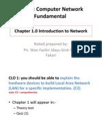 EC301 Chapter 1 (1.1)