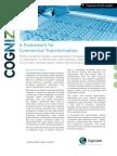 A Framework for Commercial Transformation