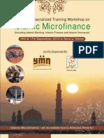 2 days specialized training workshop on Islamic microfinance,Sana'a, Yemen 2012