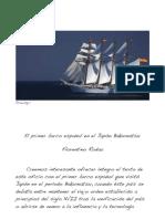 Japón y España Historia