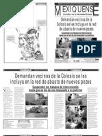 Versión impresa del periódico El mexiquense 14 agosto 2012