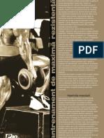 Articol Proliferomania.ro - Antrenament de Maxima Rezistenta