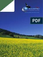 Baron Traders - Corporate Social Responsibility Brochure