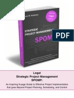 Legal Strategic Project Management SPOMP