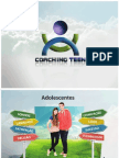 Portfolio Coaching Teen