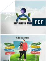 Portfolio Coaching Teen
