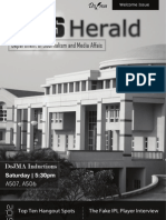 BITS Herald - 2012 Welcome Issue