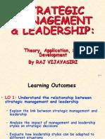 Strategic Management & Leadership - V1