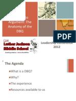 Diversity Institute DBQ Presentation