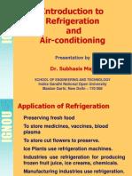 Introduction of REfrigerator