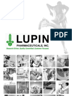 Lupin Presentation