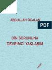 Din Sorununa Devrimci Yaklaşım-Abdullah Öcalan