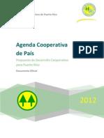 Propuesta Cooperativa de País -Candidatos Gobernación Año 2012 - Puerto Rico