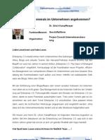 [DE] Ist Enterprise 2.0 nie im Unternehmen angekommen? | Competece Site