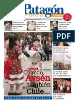 Bicentenario de Chile en Aisen