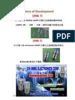 Automotive Led-7440 Bulbs
