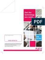 Flexirent Brochure
