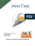 Business Case VOIP Centrale
