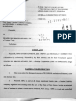 Situation Lawsuit