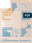 Electronic Projects in the Car