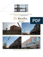 Koda Site Newsletter #33 8-6-2012