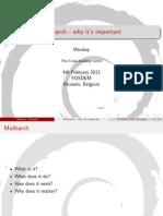 multiarch-fosdem2012