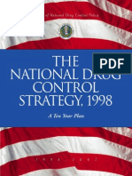 1998 National Drug Control Strategy