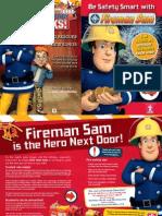 Fireman Sam Activity Book
