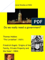 Hobbes and Engels