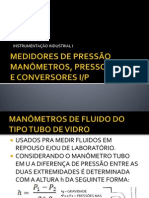 MEDIDORES DE PRESSÃO_PARTE III (1)