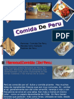 Complete Presentation 2007 peru