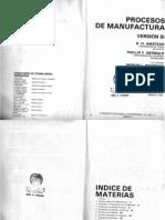Procesos de Manufactura Version SI