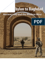 From Babylon to Baghdad Ancient Iraq and the Modern West
