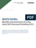 autocad structural detailing benefits