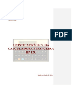 Apostila - Curso de HP-12C