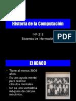 Excelente Historia Comput Ac i on 1