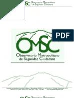 Informe OMSC Año 2011