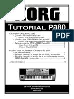 Tutorial PA80
