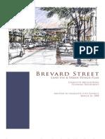 Br Evard Street Plan