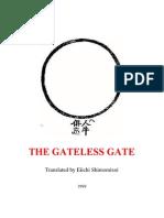 The Gateless Gate