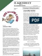 Alumni News Letter Winter 2012