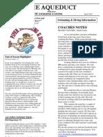 Alumni News Letter Spring 2012