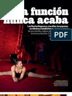 Historias de Circos en Peru
