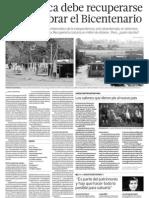 Punchauca y El Bicentenario
