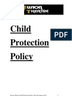 fusion theatre child protection policy revised jan 2012