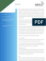 Edutech Overview[1]