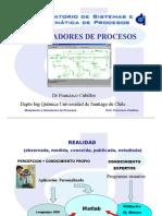 Simuladores de Procesos - Francisco Cubillos (Chile)