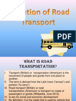 Final Presentation for Transport (Combined)