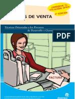 LIBRO DE TECNICAS DE VENTAS MONICA MÍGUEZ PÉREZ